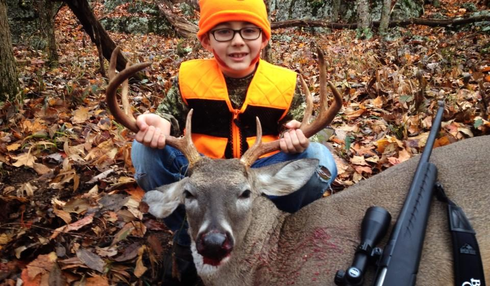youth hunting feature