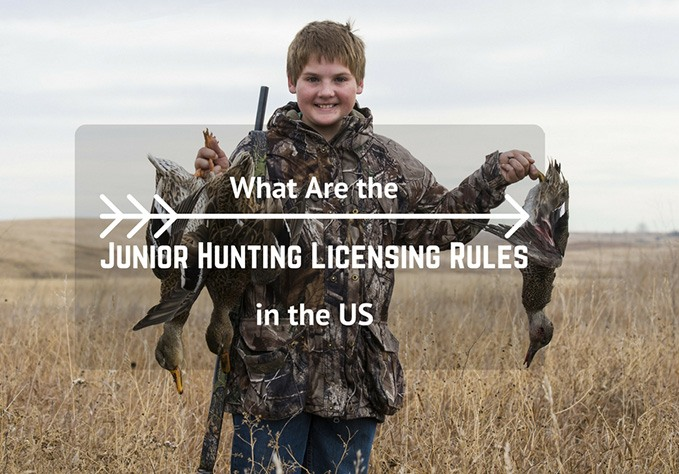 What Are the Junior Hunting Licensing Rules in the US