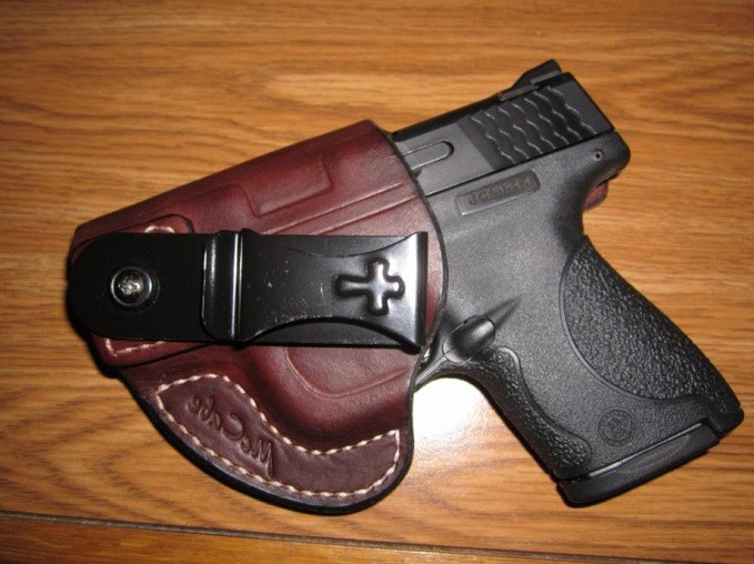 best iwb holster for shield