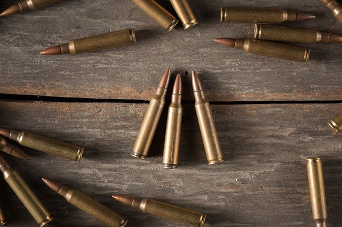 how to dispose of old ammunition