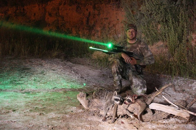 varmint hunting light