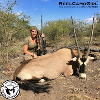 Kaitlin Potter Phelps from ReelCamoGirl