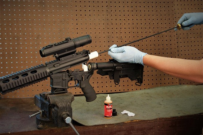 choosing the best ar 15 cleaning kit