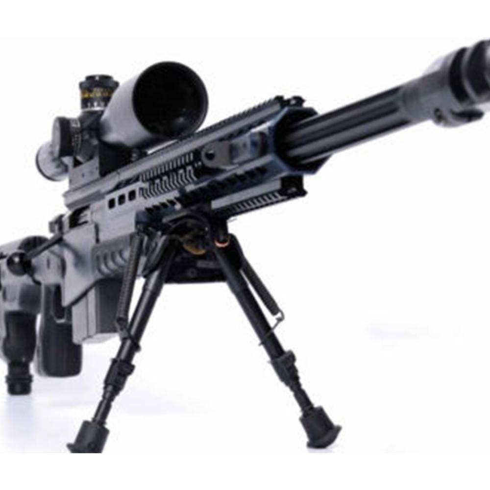 best hunting rifle installed with bipod and scope