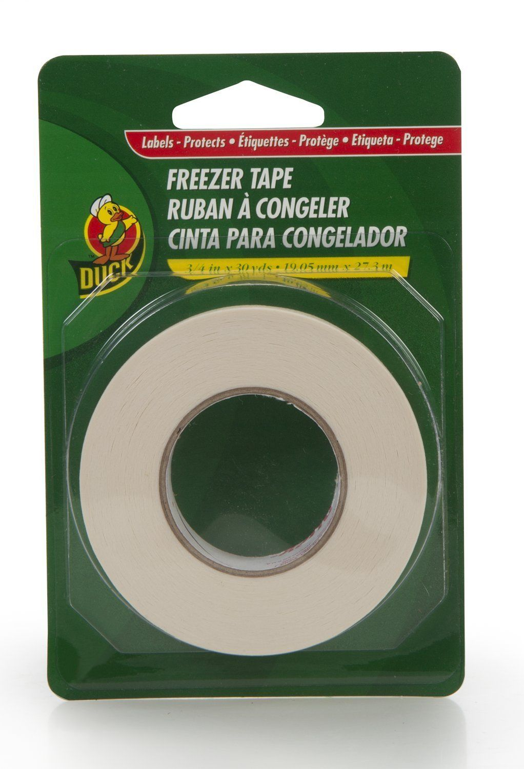 Duck Brand 280124 Write-On Freezer Tape