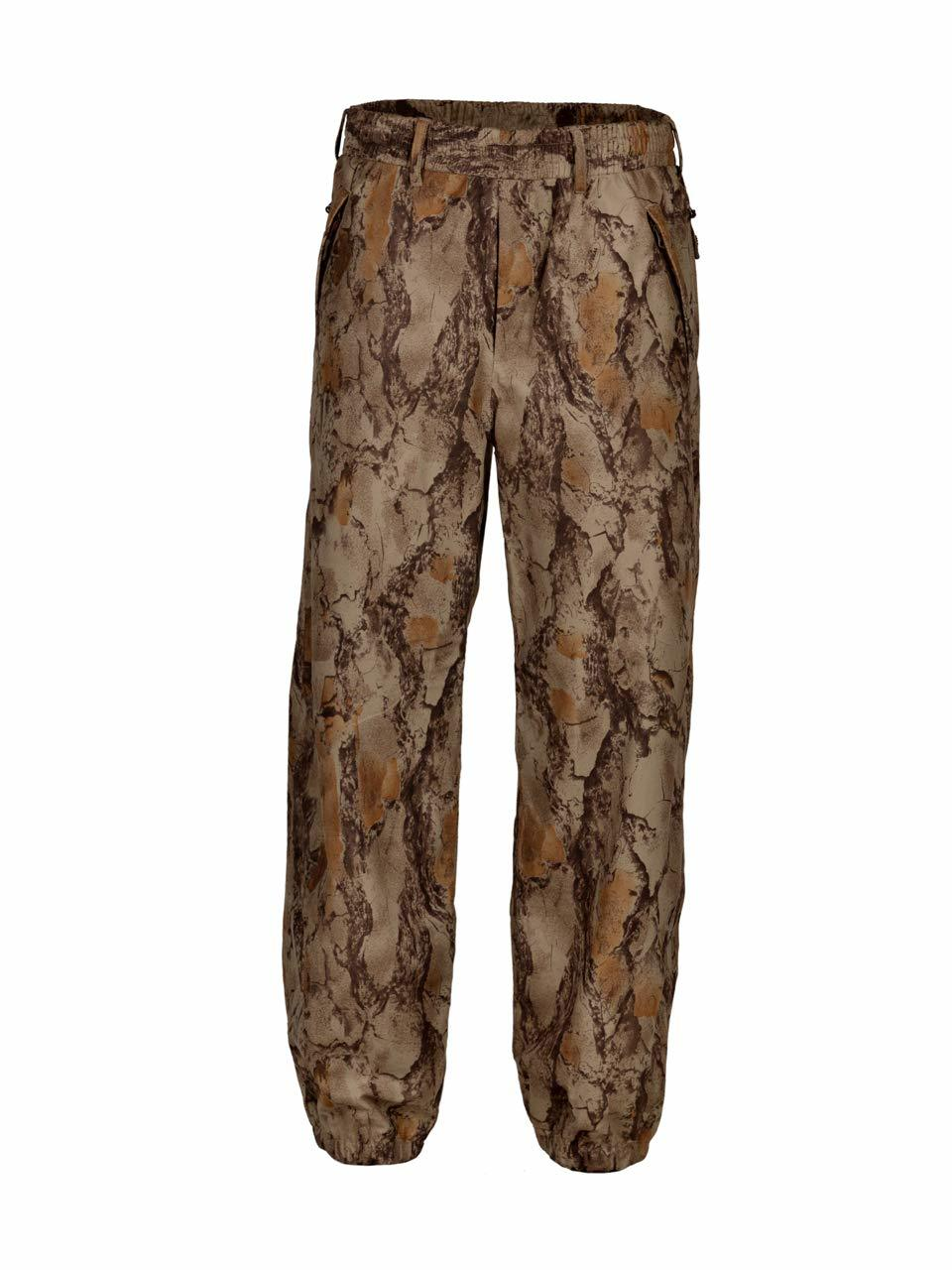 Natural Gear Camouflage Hunting Pants, 100% Waterproof Pants for Men and Women