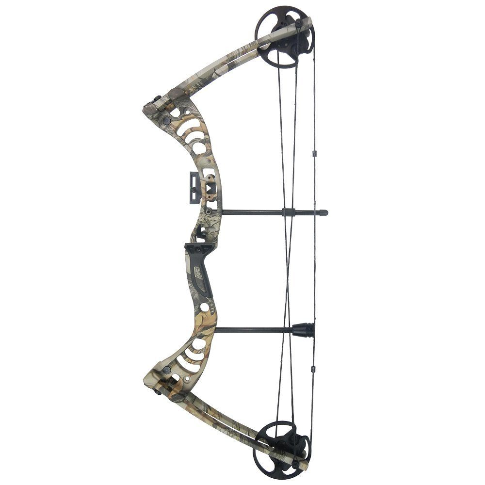 iGlow Camo Archery Hunting Compound Bow